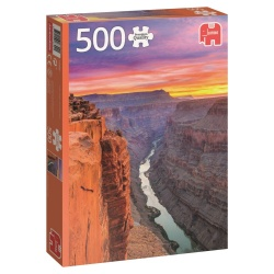 Grand Canyon, USA Jumbo 500 stukjes