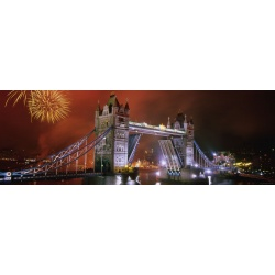 Tower Bridge, Heye 1000 stukjes