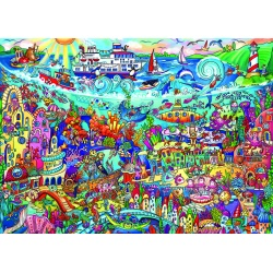 Magic Sea, Heye puzzel 1000 stukjes