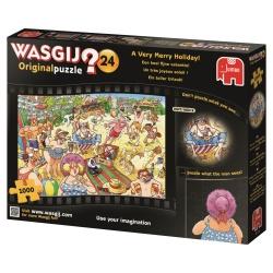 Wasgij 24 Original Een hele fijne vakantie 1000 stukjes