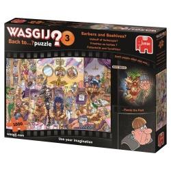 Wasgij 3 Back to: Vetkuif of suikerspin? 1000 stukjes