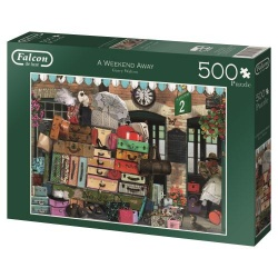 A Weekend Away, Falcon de luxe puzzel 500 stukjes
