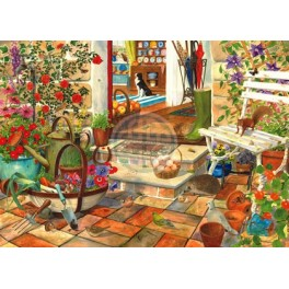 Home and Garden, House of Puzzles 1000stukjes