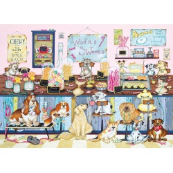 Woofit's Sweet Shop (1000) Gibsons