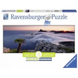 In het wolkenmeer 1000stukjes Ravensburger