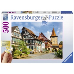 Gegenbach in het Kinzigtal 500stukjes Ravensburger