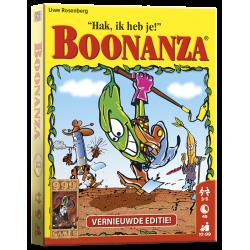 Boonanza Kaartspel (vernieuwde editie)