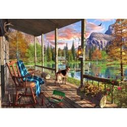 Mountain Cabin - Dominic Davison wentworth 40st