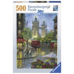 Schilderachtig Londen 500stukjes Ravensburger