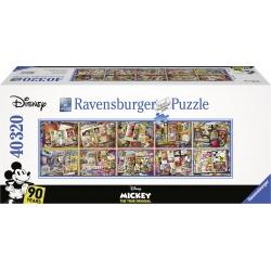 Mickey's 90ste verjaardag Disney 40320stukjes ravensburger