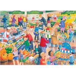 Supermarket dash, Hop Puzzels 250st XL stukken