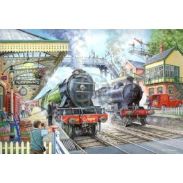 Train now Standing, House of Puzzles 1000stukjes