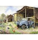 Mobile Home, Hop Puzzels 500st