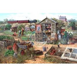 Grow Your Own, House of Puzzles 1000stukjes