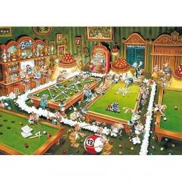 Billiard Ryba Heye Puzzel 1000stukjes