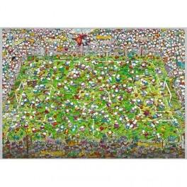 Crazy World Cup, Mordillo 4000stukjes