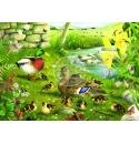 Ducks to Water, Hop Puzzels 500 XL stukken