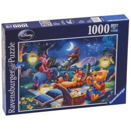 Winnie the Pooh 1000stukjes Ravensburger