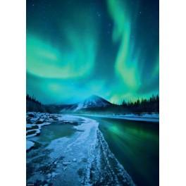 Northern Light,Heye Puzzel 1000stukjes