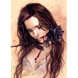 Dark Rose, Heye Puzzel 1000stukjes