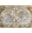 Historische Kaart, 1500stukjes ravensburger