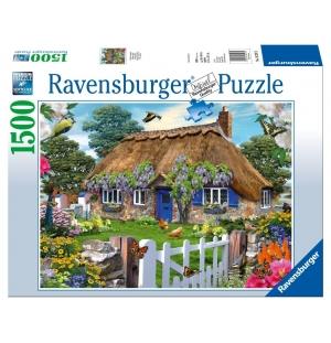 Cottage in England  1500stukjes ravensburger