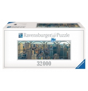 New York City Window, 32000stukjes ravensburger