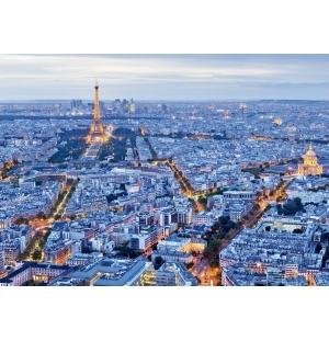 Parijs bij nacht. Educa puzzel 1000stukjes