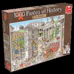 De Romeinen   1000stukjes