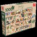 Francien's Katten Jubileum, Jumbo 1000stukjes