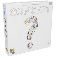 Concept party game