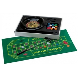 Roulette set  compleet