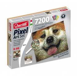 Hond Pixel Art Quercetti 7200 dlg