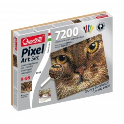 Kat Pixel Art Quercetti 7200 dlg