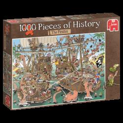 De Piraten, Pieces of History   1000stukjes  jumbo