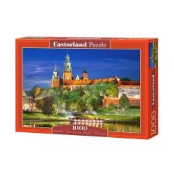Castorland combi pakket, 1000stukjes Castorland