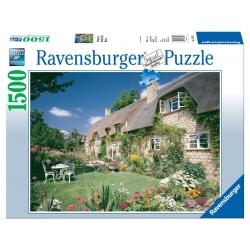 Cottage, 1500stukjes ravensburger