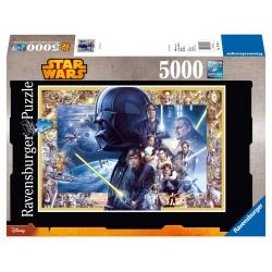 Star wars Saga XXL . Ravensburger 5000stukjes