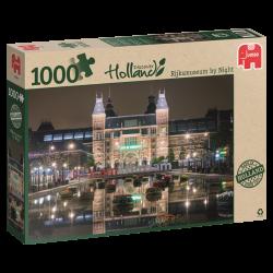Rijksmuseum bij nacht, jumbo 1000stukjes
