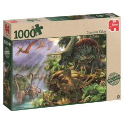 Dinosaur Valley, jumbo 1000stukjes