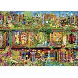 The garden Shelf, Educa 1500stukjes