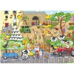 Funny Farm, House of Puzzles 1000stukjes