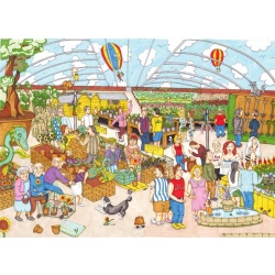 Garden Follies, House of Puzzles 1000stukjes