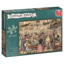De Tentoonstelling , Anton Pieck   1000stukjes  jumbo