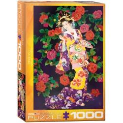 Tsubaki, Haruyo Morati, 1000stukjes