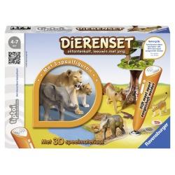 Tiptoi Dierenset Leeuwin/olifant Ravensburger