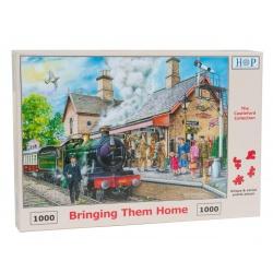 Bringing Them Home, House of Puzzles 1000stukjes