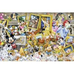 Ravensburger Artistic Mickey, 5000stukjes