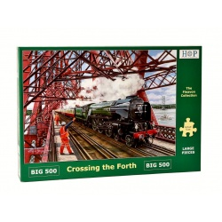 Crossing the Forth, Hop Puzzels 500 XL stukken