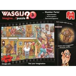 Wasgij 3 Imagine Pyjamafeestje 1000 stukjes